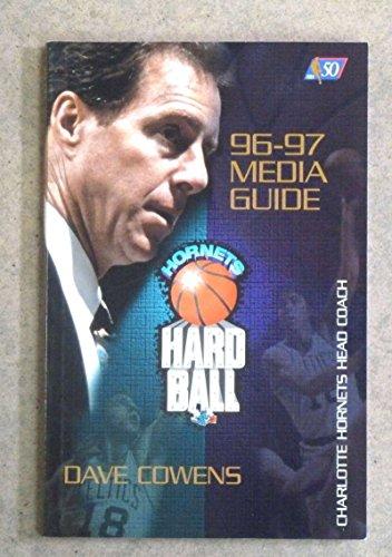 CHARLOTTE HORNETS NBA BASKETBALL MEDIA GUIDE - 1996 1997 - NEAR MINT