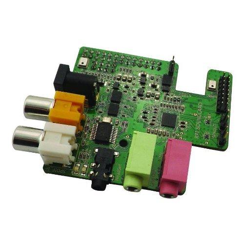 Wolfson Raspberry Pi Audio Card