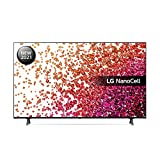 Image of LG 50NANO756PA 50 inch 4K UHD HDR Smart NanoCell TV (2021 Model) with Fast Quad Core Processor 4K, AI Sound, Freeview Play, Prime Video, Netflix, Disney+