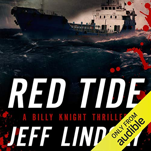 Red Tide audiobook cover art