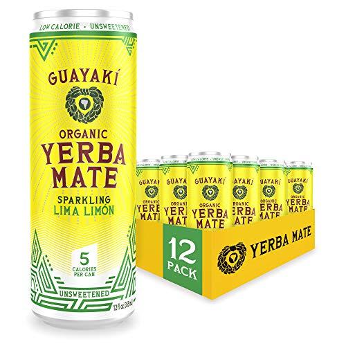 6. Guayaki Yerba Mate