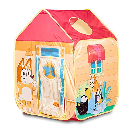 Bluey - Pop 'N' Fun Play Tent - Pops Up in Seconds and Easy Storage,...