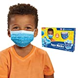 Just Play Children's Single Use Face Mask, Blue's Clues & You!, 14 Count, Small, Ages 2 - 7