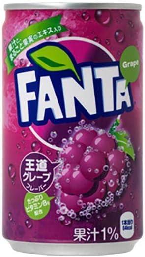 コカ・コーラ ファンタ グレープ 160ml缶×30本
