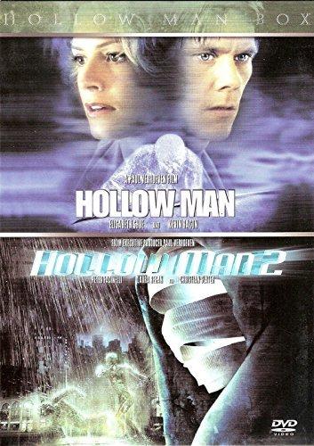 Hollow Man 1 & 2 Box Set - Nordic Import - Region 2