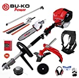 BU-KO 2019 52cc Long Reach Petrol Multi...