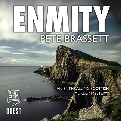 Enmity audiobook cover art