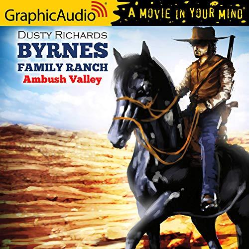 Couverture de Ambush Valley [Dramatized Adaptation]