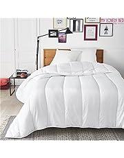 My Lovely Bed - Couette 4 Saisons - 3 en 1 (200g/m² et 300g/m² = 500g/m²) - Chaude pour l'hiver/Légère pour l'été