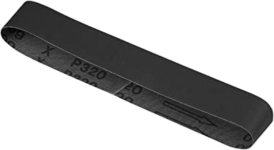 Dewalt DT3340-QZ - Lijado cinturón para máquinas estacionarias 40x577 k40, 3 pieza,