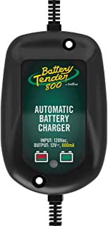 Battery Tender 800 is a SuperSmart Battery Charger that will Constantly Monitor, Charge, and Maintain your Battery. It`s Encapsulated and Protected from Moisture by an Electrical Insulation