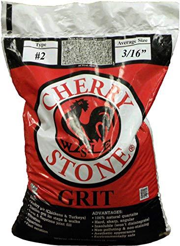 Cherry Stone Grit (#2) 50 lb