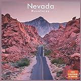 Nevada Mountains Calendar 2022: Official Nevada State Calendar 2022, 16 Month Calendar 2022