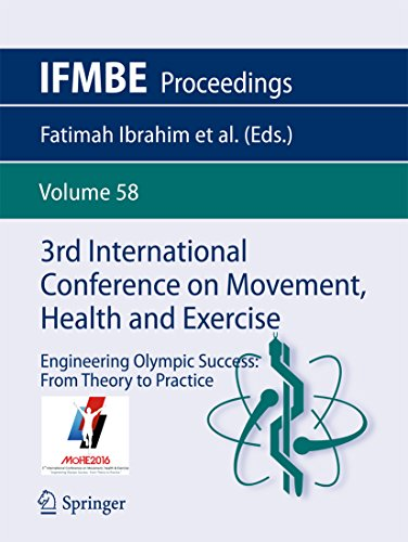 3rd International Conference on Movement, Health and Exercise: Engineering Olympic Success: From Theory to Practice (IFMBE Proceedings Book 58)