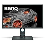 BenQ PD3200Q DesignVue 32 inch 1440p QHD VA Monitor | AQCOLOR Technology for Accruate Reproduction,Black