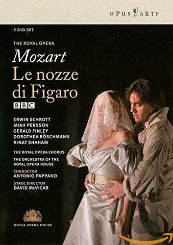 Mozart - Le Nozze di Figaro [2 DVDs]