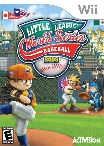 Little League World Series Baseball '08 - Nintendo Wii (Renewed)