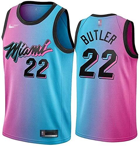 ASKI Jersey Heat 3 # Wade Jersey de baloncesto Butler Hiro Adebayor City Edition transpirable verano baloncesto Jersey, foto - S