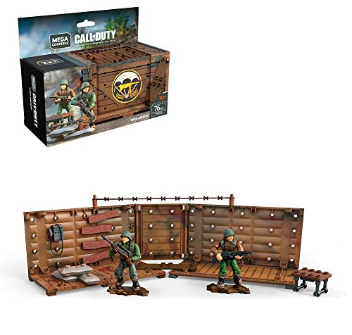 Mega Construx - Call of Duty - FVG02 - WWII Armory Shipment Dom Outpost Building Set