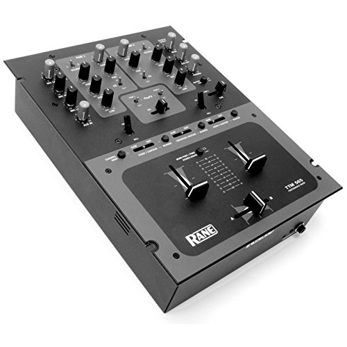 Great Features Of Rane TTM 56S 2-Channel DJ Mixer
