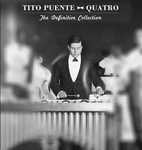 Tito Puente Quatro:The Definitive Collection (Vinyl Box Set)