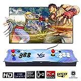 Jiayida Pandoras Box 9D - Spielkonsole Home Arcade Konsole, 2700 in 1 Klassische Retro Arcade...