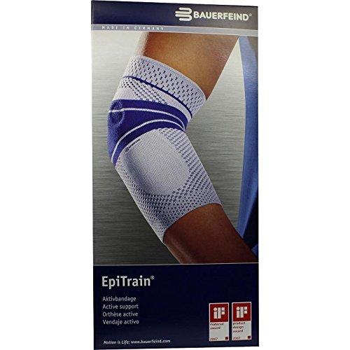 EPITRAIN Bandage Gr.4 schwarz 1 St