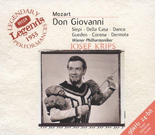 """Mozart: Don Giovanni, ossia Il dissoluto punito, K.527 - Act 1 - """"Mi par ch'oggi il demonio si diverta"""""""