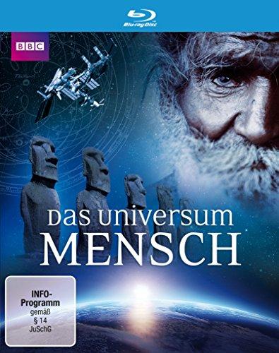 Das Universum Mensch [Blu-ray]