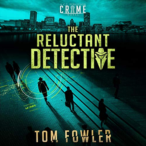 The Reluctant Detective cover art