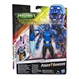Power Rangers Beast Morphers – Figurine du Ranger Bleu - 15 cm - Jouet Power Rangers