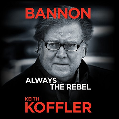 Bannon audiobook cover art