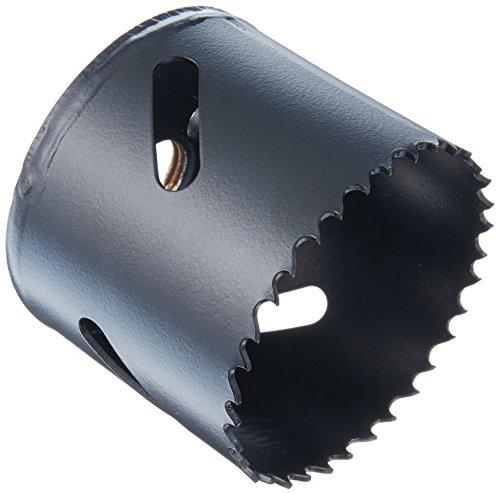 DeWalt Extreme 2X Bi-Metall Lochsäge (60 mm, zum Sägen von Edelstahl, Stahl, Aluminium, Messing, Kupfer, Zink, Blech, Holz, Gips und Kunstsoffen) DT8160L