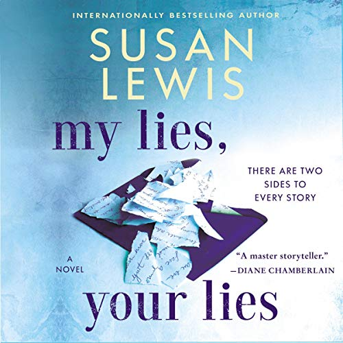 My Lies, Your Lies Audiobook By Susan Lewis cover art
