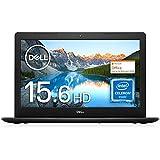 【MS Office Home&Business 2019搭載】Dell ノートパソコン Inspiron 15 3583 ブラック Win10/15.6HD/Celeron 4205U/4GB/1TB HDD/Webカメラ/無線LAN NI315HA-BHHBFB【Windows 11 無料アップグレード対応】