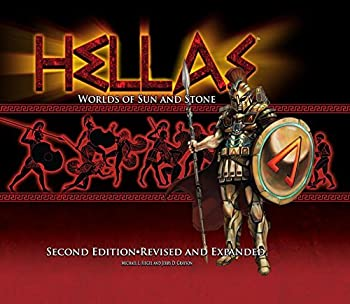 Hellas: Worlds of Sun and Stone - Book #1 of the Hellas RPG