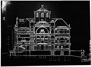 HistoricalFindings Photo: Hudson County Courthouse,583 Newark Avenue,Jersey City,New Jersey,NJ,HABS,33