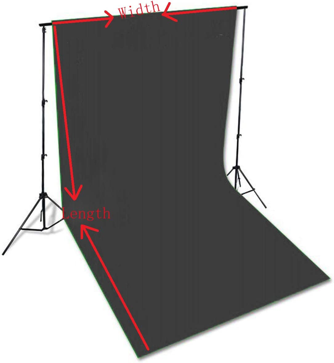 Photography Background for Photo Studio Shoot Backdrop Screen for Colorful Balloons