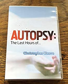 Autopsy : The Last Hours of.Christopher Reeve DVD