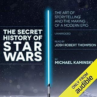 The Secret History of Star Wars cover art