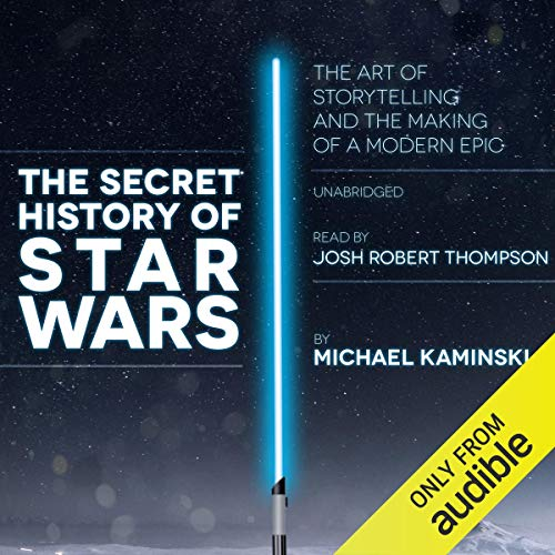 The Secret History of Star Wars cover art