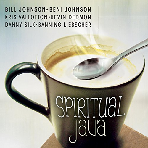 Spiritual Java audiobook cover art
