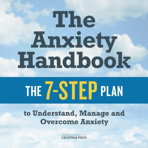 The Anxiety Handbook audiobook cover art