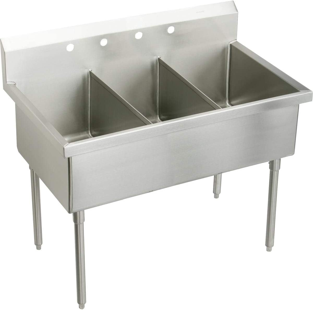 Sales of SALE items from new works Elkay SS83453 Commercial Sink Finish Lustrous Satin Max 54% OFF