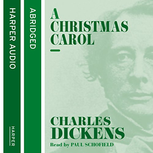 A Christmas Carol [Harper Collins Version] audiobook cover art
