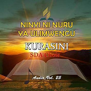 Ninyi ni Nuru ya Ulimwengu