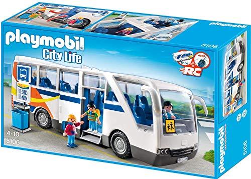 PLAYMOBIL City Life 5106 City Life Schulbus