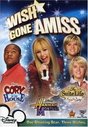 Wish Gone Amiss Cory in the House Hannah Montana The Suite Life of Zack and Cody product image