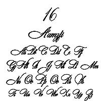 キーホルダー 女性男性用ジュエリーギフトのための名前刻印文字によるカスタムキーホルダー彫刻名キーホルダーパーソナライズされたモノグラム初期キーチェーンキーホルダー キーホルダー キーチェーン キーリング (Color : 16, サイズ : Gold)