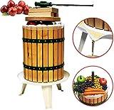 DMS® Obstpresse Saftpresse Maischepresse Presse Weinpresse Apfelpresse Obstmühle mechanische Presse